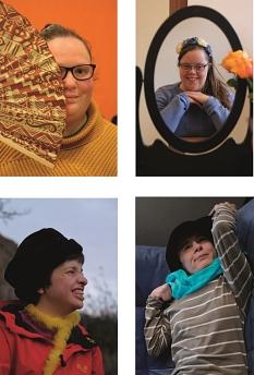Collage Frauenfotoprojekt AG Freizeit©AG Freizeit e. V.