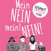 Comic Mein NEIN meint NEIN des Frankfurter Frauenreferats