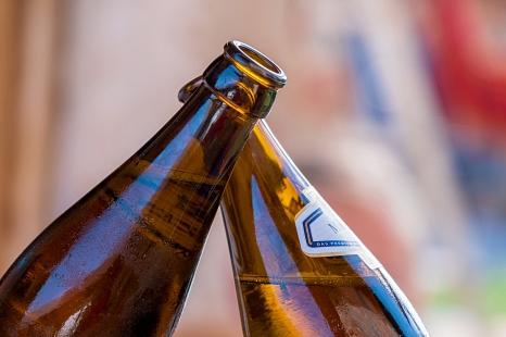 In stark frequentierten Bereichen der Stadt gilt ein Alkoholverbot.©Pixabay