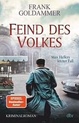 Buchcover Feind des Volkes©dtv Verlag