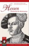 Cover des Buchtitels mit der Ansicht von Philipp dem Großmütigen