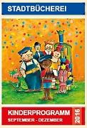 Titelbild des Flyers mit Jim Knopf und seinen Freunden