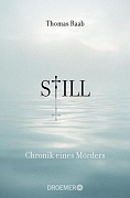 """Cover des Titels """"Still"""" mit einem ruhig liegenden Meer umgeben von diffusem Licht."""