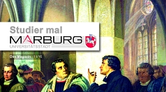 Cover Studier mal Marburg November 2016