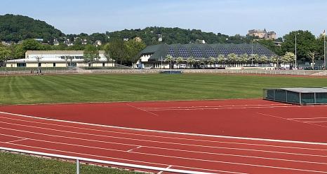 Das Georg-Gaßmann-Stadion ist ab sofort auch an Feiertagen und am Wochenende geöffnet.©Universitätsstadt Marburg