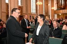 Das unerschrockene Wort: Preisverleihung in der Lutherkirche