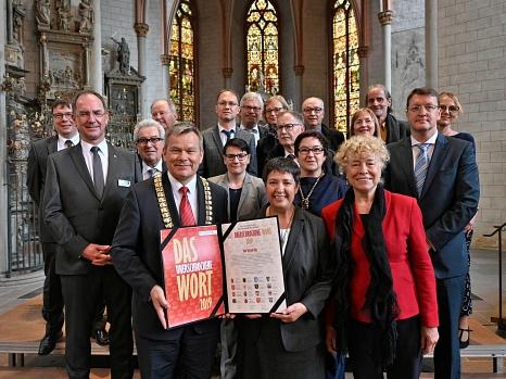 Das unerschrockene Wort: Preisverleihung in der Lutherkirche©Georg Kronenberg