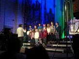 Der Amöneburger Kinderchor singt©Balduin Winter