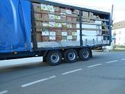 Der gut gefüllte LKW