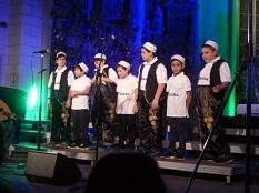 Der Islamische Kinderchor singt©Balduin Winter