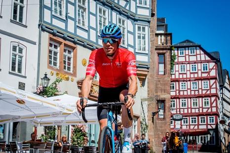 Deutschland Tour in Marburg©Gesellschaft zur Förderung des Radsports