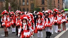 Die 5. Jahreszeit soll mit dem Rosenmontagsumzug am 27. Februar wieder ihren Höhepunkt erreichen und für närrisches Treiben in der ganzen Universitätsstadt sorgen.