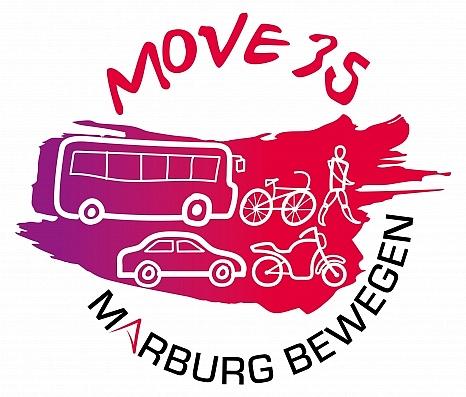 Die Bestandsanalyse für das Mobilitäts- und Verkehrsentwicklungskonzept 2035 (MoVe35) ist fertig.©Universitätsstadt Marburg