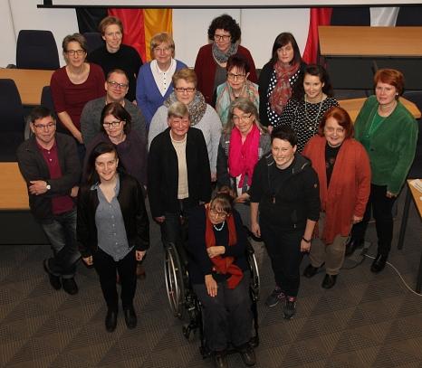 Die Gleichstellungskommission der Universitätsstadt Marburg©Stadt Marburg, i. A. Heiko Krause