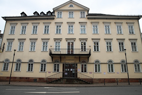 Die Marburger Stadtbücherei öffnet am 16. März wieder für den Publikumsverkehr.©Stefanie Ingwersen, Stadt Marburg
