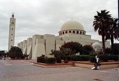Die Moschee von Sfax©Erhardt Dettmering
