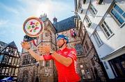 Die Stadt Marburg verlost in Kooperation mit der Gesellschaft zur Förderung des Radsport ein In-Race-Ticket.