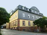 Ansicht Dienstgebäude vom Fachbereich Planen, Bauen, Umwelt in der Barfüßerstraße 11©Universitätsstadt Marburg