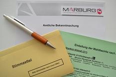 Dokumente / Amtliche Bekanntmachungen©Universitätsstadt Marburg