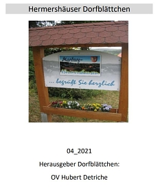 Dorfblättchen 04_2021©Hubert Detriche