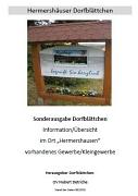 Dorfblättchen_Gewerbe/Kleingewerbe im Ort