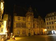 Für die Earth Hour wird die Sonderbeleuchtung des Rathauses, der Elisabethkirche und des Schlosses für eine Stunde ausgeschaltet.