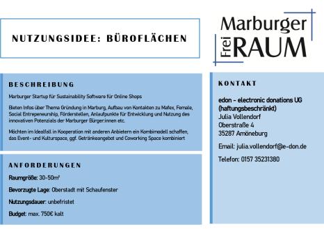 Edon©Stadtmarketing Marburg e. V.