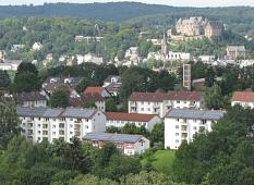 Photovoltaikanlagen der GeWoBau in der Kantstraße