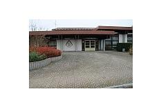 Eingang der Mehrzweckhalle Elnhausen©Bernd Weimer