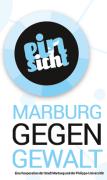 """Projekt """"Einsicht - Marburg gegen Gewalt"""" der Universitätsstadt Marburg und der Philipps-Universität"""