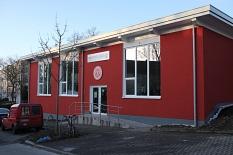 Mit städtischem Zuschuss und Eigenleistung ist die ehemalige Gaststätte in der Friedrich-Ebert-Straße zum Boxsportzentrum umgebaut worden.©Universitätsstadt Marburg