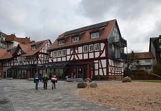 Einweihung Fronhof Remisen Otto-Ubbelohde-Schule©Philipp Höhn, Stadt Marburg