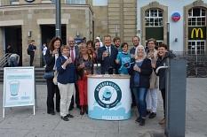 Einweihung Trinkwasserbrunnen©Universitätsstadt Marburg