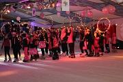 """Das Eismusical der Jugendförderung, diesmal unter dem Motto """"Let´s dance"""", beendete gelungen die Eispalastsaison."""