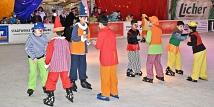 Tanzende Clowns