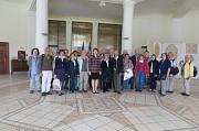 Empfang im Rathaus von Sibiu/Hermannstadt