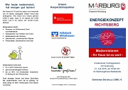 Energiekonzept Richtsberg Infoveranstaltung 21.07.2015