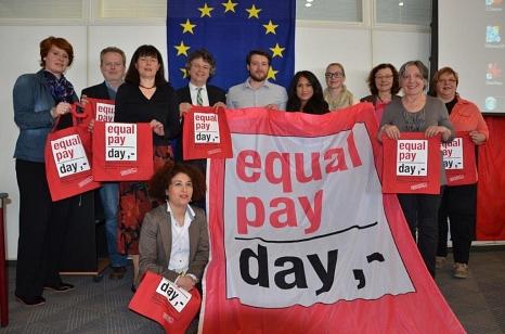 Equal Pay Day©Universitätsstadt Marburg