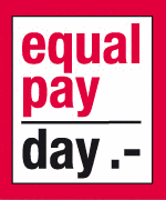 Equal Pay Day - Logo