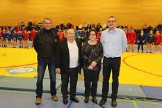 Eröffnung Sambo-Meisterschaft©Universitätsstadt Marburg