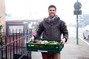 Essen verbindet – und trägt zum Klimaschutz bei, wenn die Verbraucher*innen auf vorwiegend regionale und saisonale Produkte achten. Deswegen möchte Stefan Zimmermann ein Marburg-Kochbuch herausbringen – mit den Lieblingsrezepten der Marburger*innen.