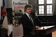 Bürgermeister Dr. Franz Kahle begrüßte die Gäste im Historischen Rathaussaal und unterstrich die Bedeutung des Denkmalerhalts in der Universitätsstadt.