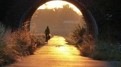 Wie schön ist Fahrradfahren in Marburg für dich? Mach mit und bewerte die Fahrradfreundlichkeit Marburgs beim ADFC-Fahrradklimatest.