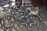 Fahrräder am Pilgrimstein müssen entfernt werden.