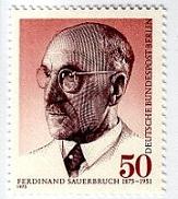 Ferdinand Sauerbruch©Universitätsstadt Marburg