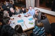 In Arbeitsgruppen tauschten sich die Teilnehmenden intensiv über Erfahrungen und Wünsche aus.