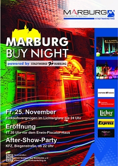 . © Stadtmarketing Marburg e. V.