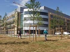 Forschungszentrum auf den Lahnbergen©Universitätsstadt Marburg