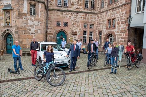 AG Verkehrs- und Mobilitätsentwicklung©Universitätsstadt Marburg