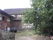 Foto eines Fachwerkgebäudes zum Thema Altbau-Börse